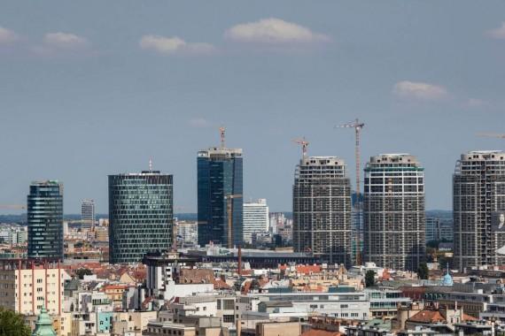 Novovznikajúci downtown Bratislavy sa rozrastie o nový rezidenčný projekt.