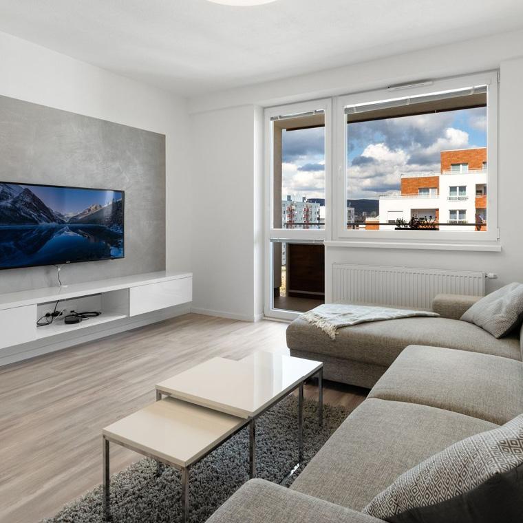 PREDANÉ | 2 izbový byt | Nobelova, Bratislava